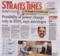 NST 16th Sept 2008 Article