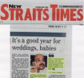 NST 16th Feb 09 Article