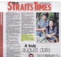 NST 8th Aug 2008 p1 Article